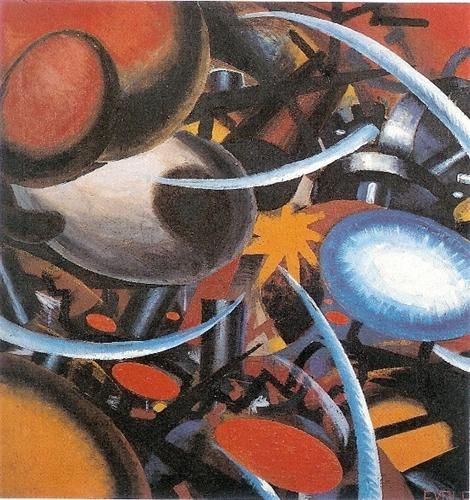 Fucina, studio di rumori - Julius Evola
