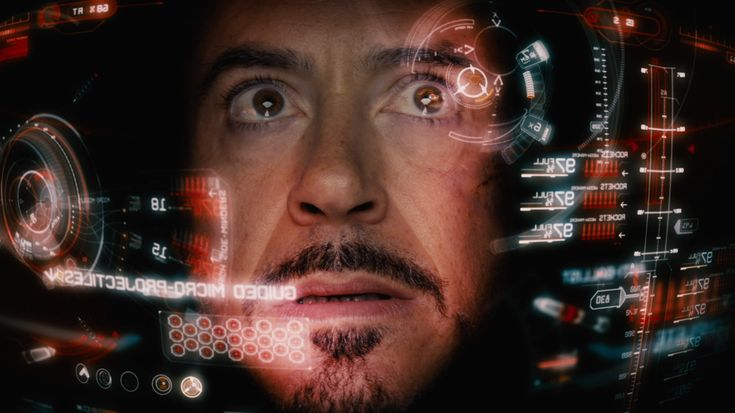 """The flight menu was designed with input from an A-10 Fighter Pilot. I like to keep my stuff accurate."" Jayse for Avengers / via @Michal Migurski: Robert Downey, Iron Man, Graphics Design, User Interface Design, Movie, Irons Men, Ironman, Tony Stark, The Avengers"