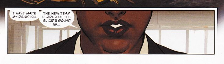 Suicide Squad Has A Brand New Leader. But Amanda Waller Is Going To Make You Wait.