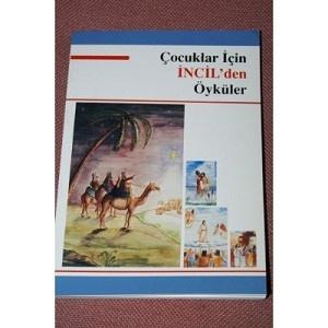Turkish Children's Bible / Cocuklar Icin Incil'den Oykuler