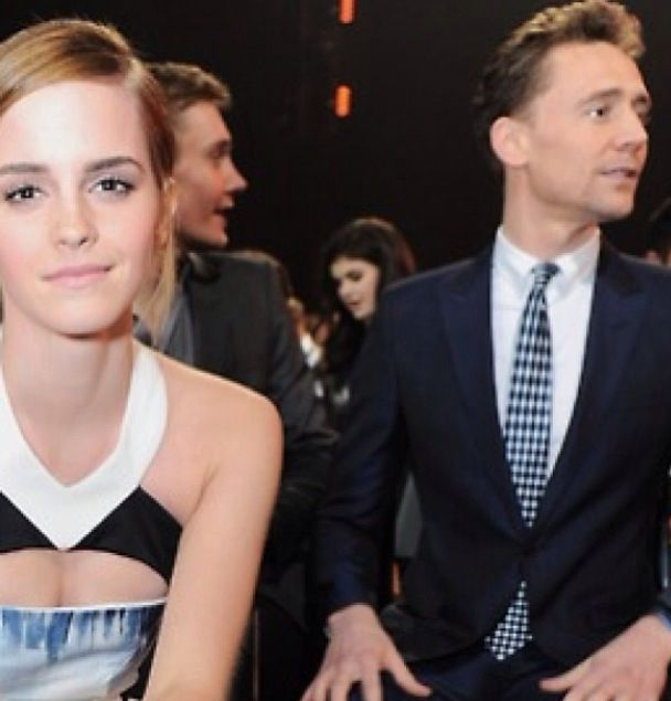 Tom Hiddleston And Emma Watson Ab85f58d7bac1fbb8a5875dd53a60a ...