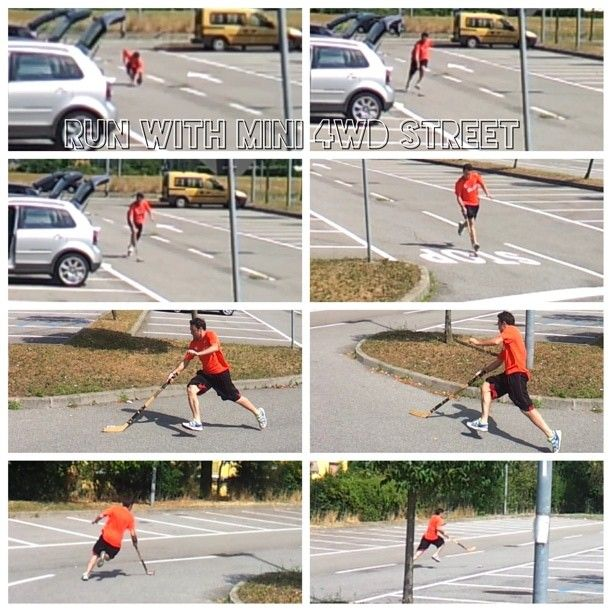 Run With Street Mini 4wd   Street Mini 4WD   #Mini4WD   #Tamiya   #ミニ四駆   #streetmini4wd