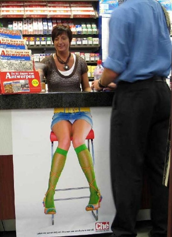 Sneak Peek Behind The Counter  ---- funny pictures hilarious jokes meme humor walmart fails