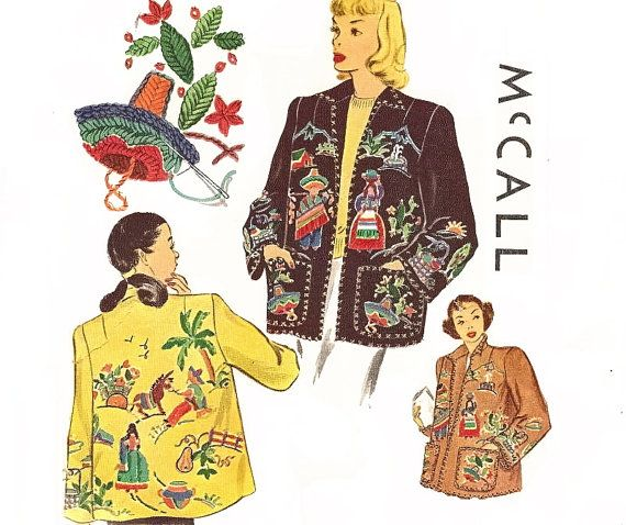 1000 Images About Vintage Patterns On Pinterest Sewing
