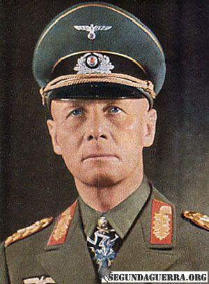 Erwin Rommel - General-fekmarschall do Reich