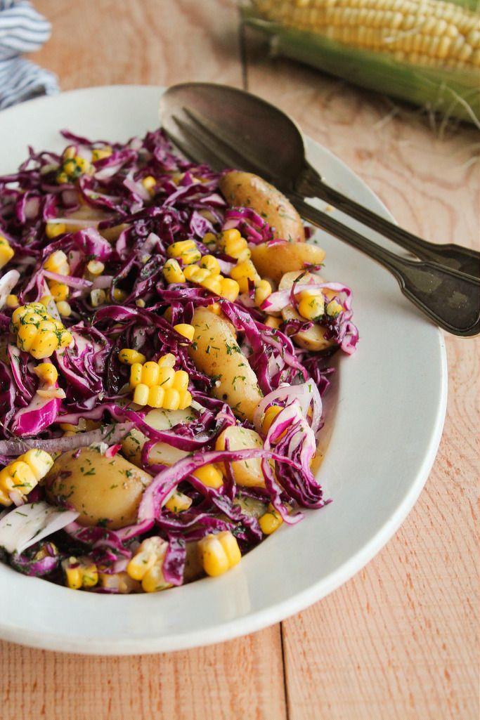 Les 25 meilleures id es de la cat gorie salades de pommes - Cuisiner les betteraves rouges ...