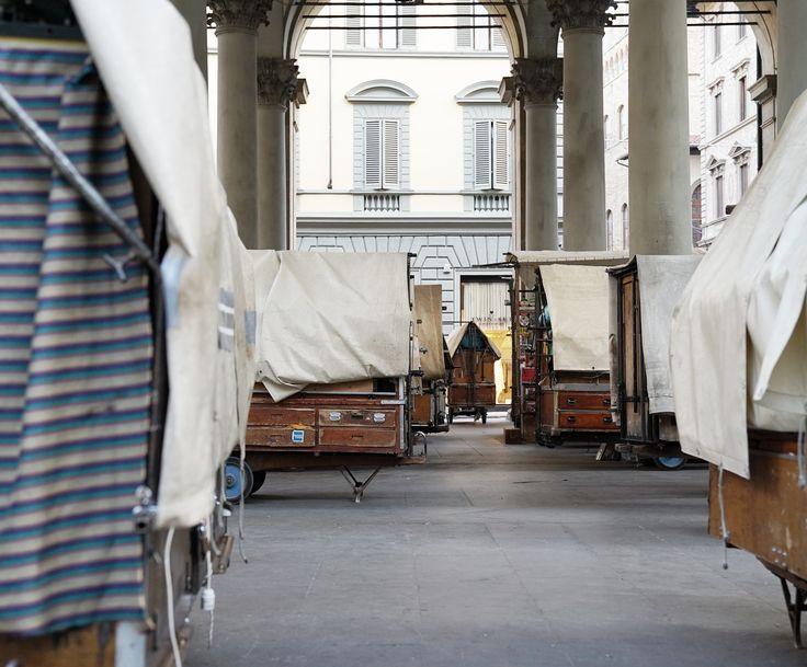 Mercato del Porcellino  - Foto scattata da Matilde Minauro