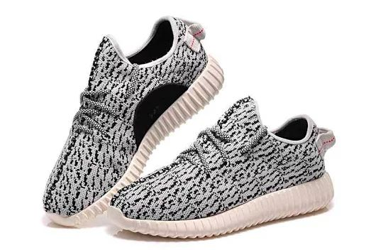 Adidas Yeezy 350 Boost Low Snakeskin Black and White 2015 :