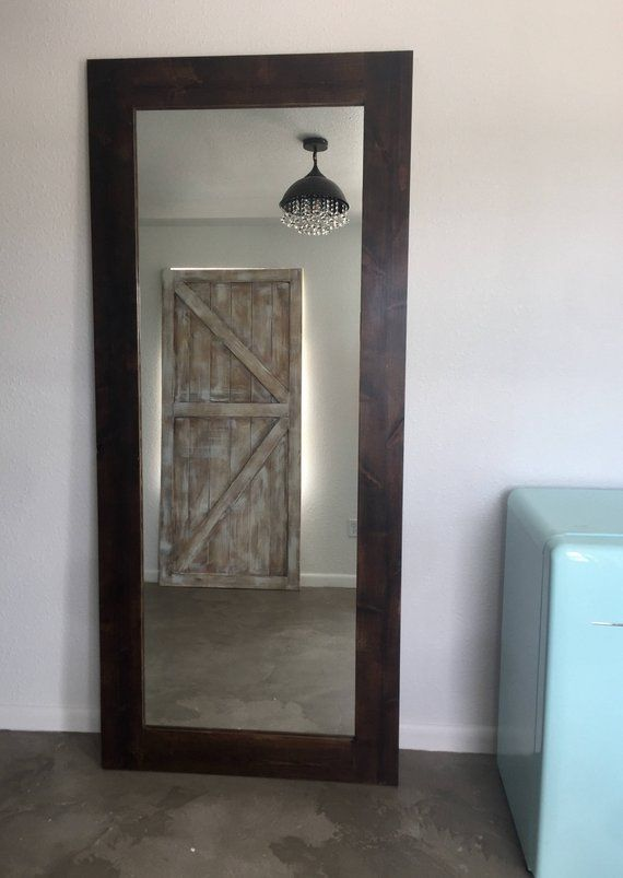 Mirror Framed Sliding Barn Door Mirror Barn Door Barn Doors Sliding Sliding Doors