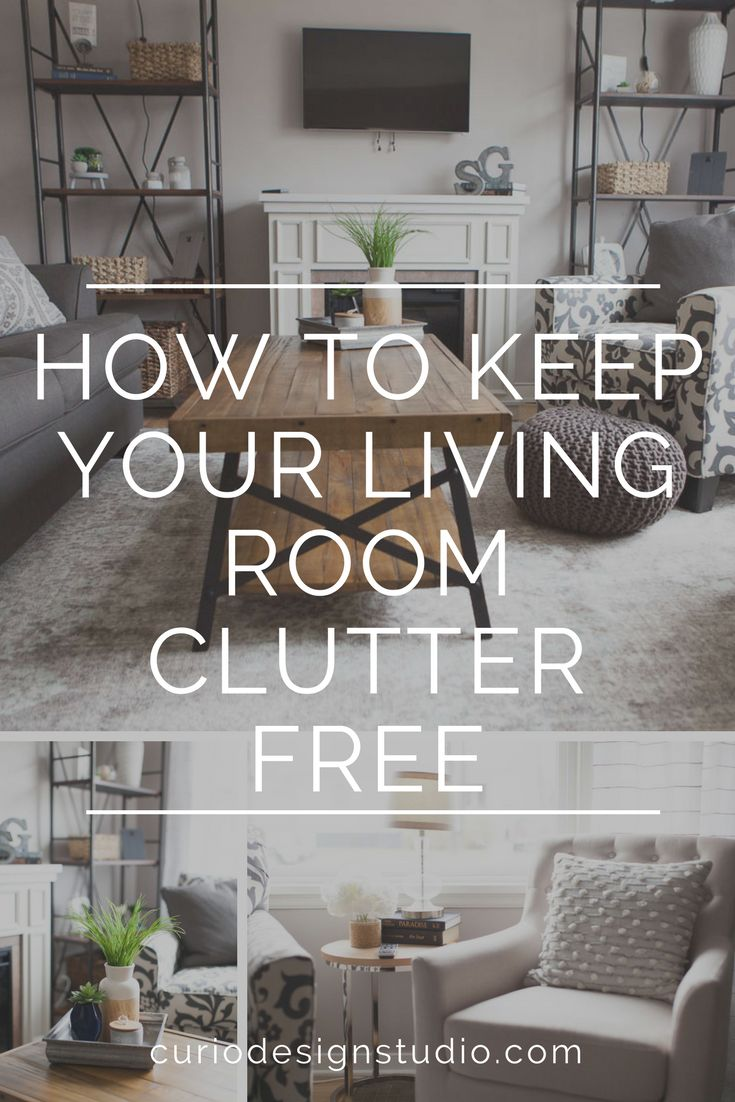 My number one tip for keeping your living room clutter free #livingroomideas #clutterfree #interiordesignideas #livingroomlayout