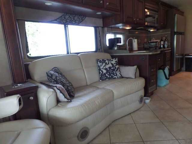 2011 Used Damon Tuscany 4072 Class A in Florida FL.Recreational Vehicle, rv, 2011 Damon Tuscany 4072, Beautiful 2011 Damon Tuscany 41 ft Coach for sale due to health issues that has been pampered. Paste waxed 2 x's a year with rich cherry cabinetry, sun screen up grades along with extended warranty included. Washer dryer, auto levelers, 3 tv;s all flat screens with 40 in. in salon. Will include Dish Tail-gator, This Coach is in excellent condition and has never been smoked in. Priced to…