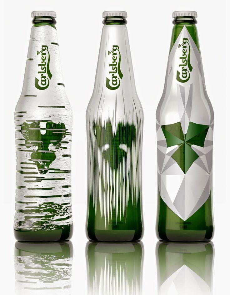 Carlsberg celebra a sua herança nórdica com o lançamento da Nordic Collection* | marketing de cervejas