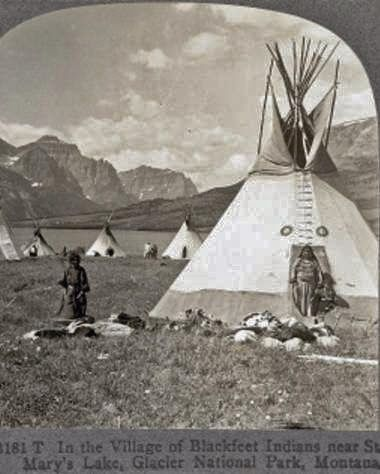 blackfeet native americans in the united Reverend calvin hill discusses his vision to create a christ-centered community for the blackfeet united methodist parish in browning, montana kirk neidermyer  native americans, he said, know .