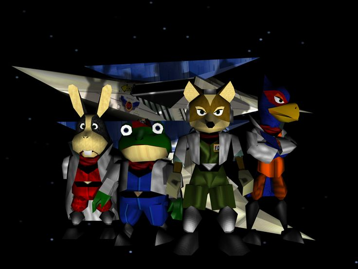 18 Years Ago Today: Star Fox 64 Was Released - http://gazettereview.com/2015/06/18-years-ago-today-star-fox-64-was-released/