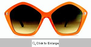 Bright Star Sunglasses - 418 Mandarin