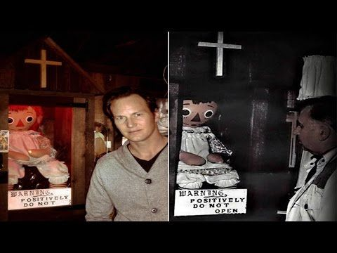 5 Scariest & Real Ed and Lorraine Warren Paranormal Cases - YouTube