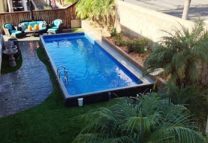 Islander Inground Pools Secard Pools Spas Pool Inground Pools Islander Pools