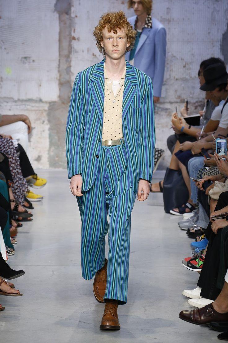 Marni | Menswear - Spring 2018 | Look 26