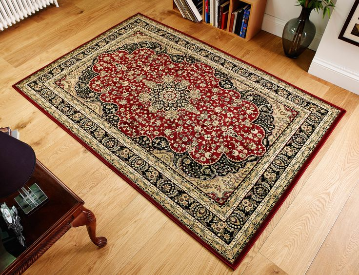 A beautiful traditional rug with classic floral design. #traditionalrugs #floralrugs #largerugs #traditionalrunners