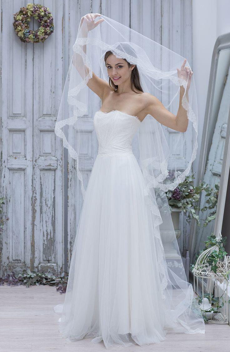 Marie Laporte robe de mariee 2014 - Valentine - LaFianceeduPanda.com 10