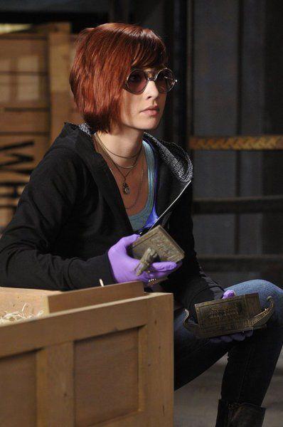 Still of Allison Scagliotti in Warehouse 13