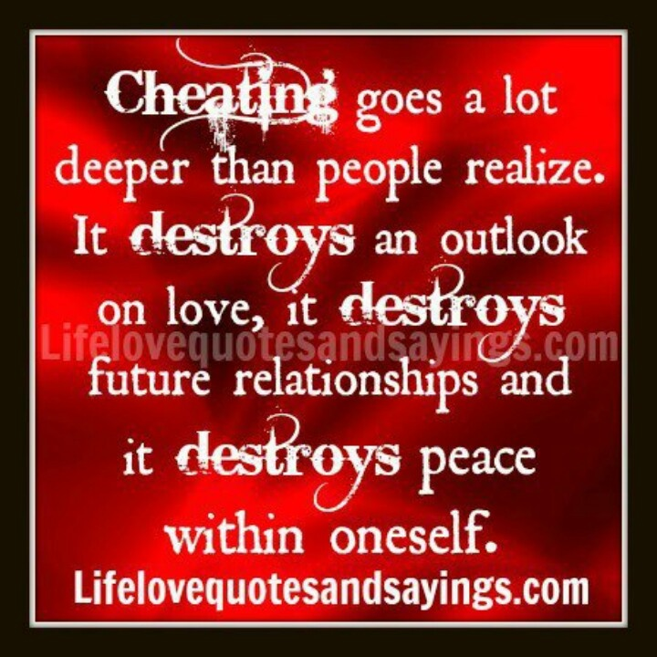 cheating love quotes - photo #7