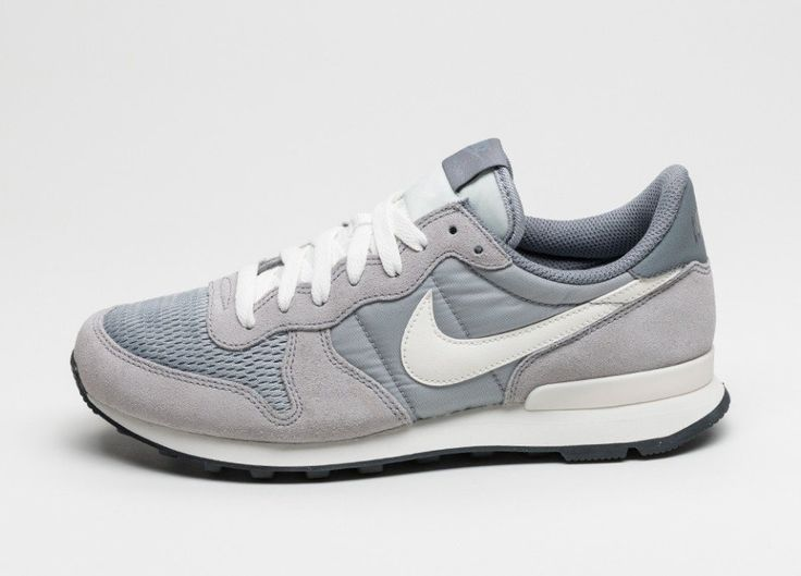 Nike Internationalist (Wolf Grey / Sail - Sail)