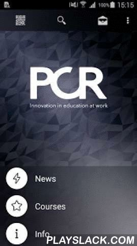 PCR  Android App - playslack.com ,  The mission of PCR is to serve the needs of each individual patient by helping the cardiovascular community to share knowledge, experience and practice.Its activities cover a large spectrum: organisation of annual courses in Europe, Asia, Africa and the Middle East, editing a multimedia scientific journal, publishing textbooks and educational digital tools, providing online post-graduate education, managing the biggest online cardiovascular community…