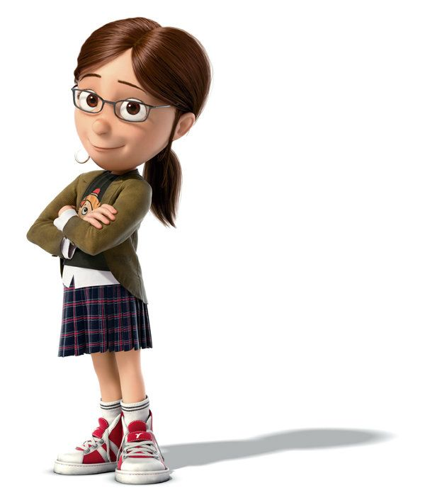 Margo Despicable Me 2 Stuart