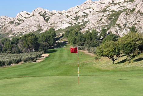 Golf de Servanes - Golf Provence - Riviera / France - Open Golf Club, golfs et séjours golf d'exception  Coupe de Golf Serre Chevalier vallée les 29 et 30 septembre 2012 au golf de Servanes au pied des Alpilles