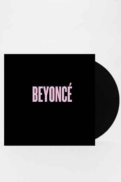 Beyonce Vinyl Record- one of the few vinyls i would buy-one of the best bodies of work of my generation