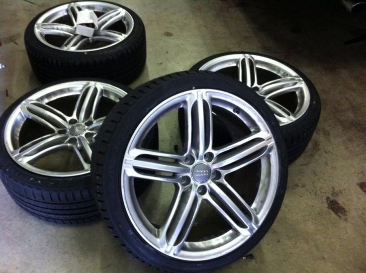 Audi S5 Wheels For Sale