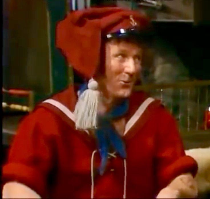 Skipper sømands bluse.