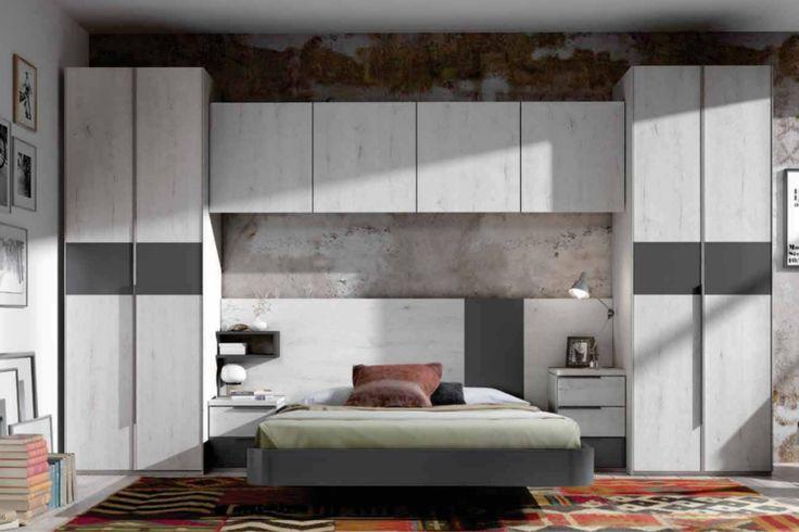 17 best images about dormitorios de matrimonio modernos on for Dormitorio puente matrimonio