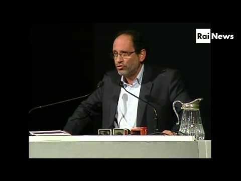 "ANTONIO INGROIA ""IO CI STO"" - Antonio Ingroia al Capranica di Roma presenta il suo manifesto"