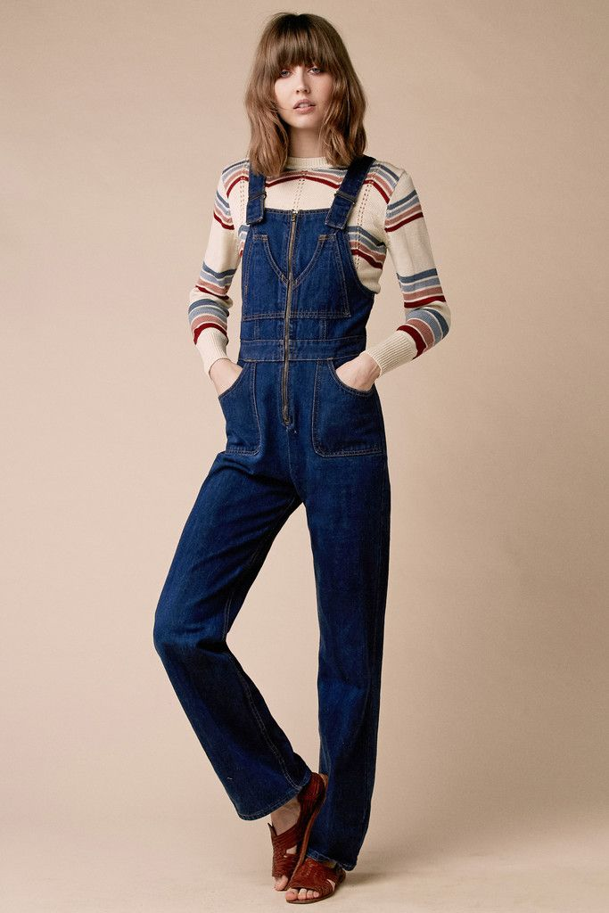 It's All Over Now Baby Blue Overalls – Stoned Immaculate Vintage