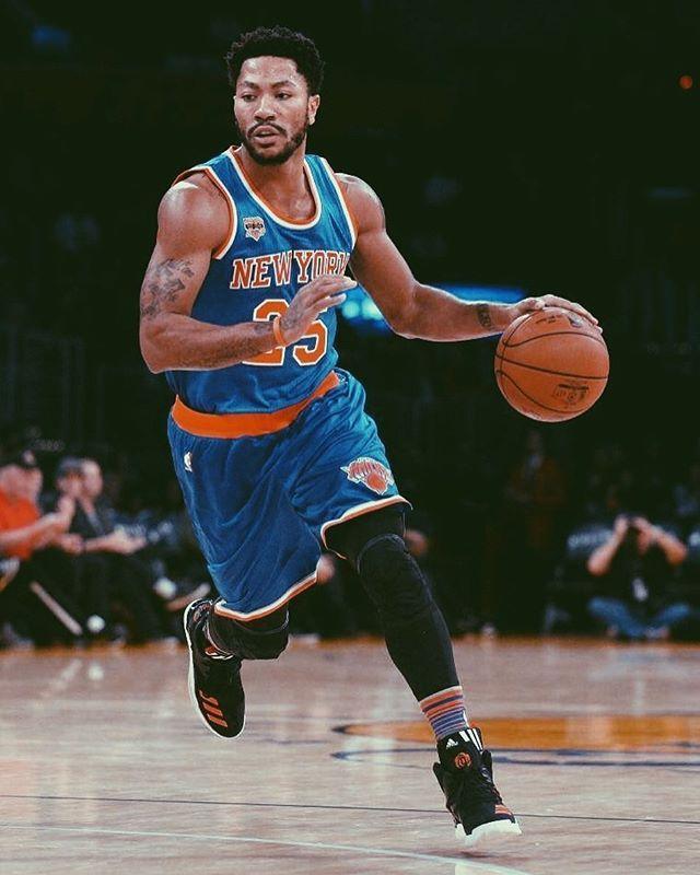Derrick Rose - Knicks