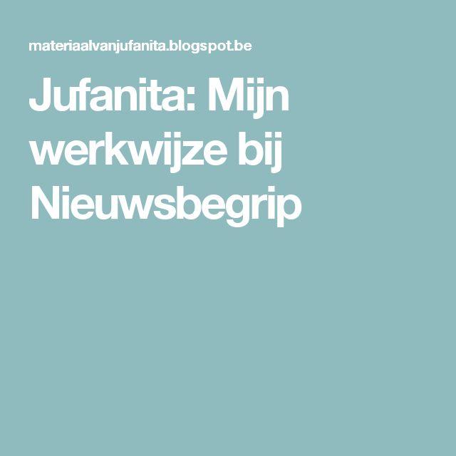 Jufanita: Mijn werkwijze bij Nieuwsbegrip