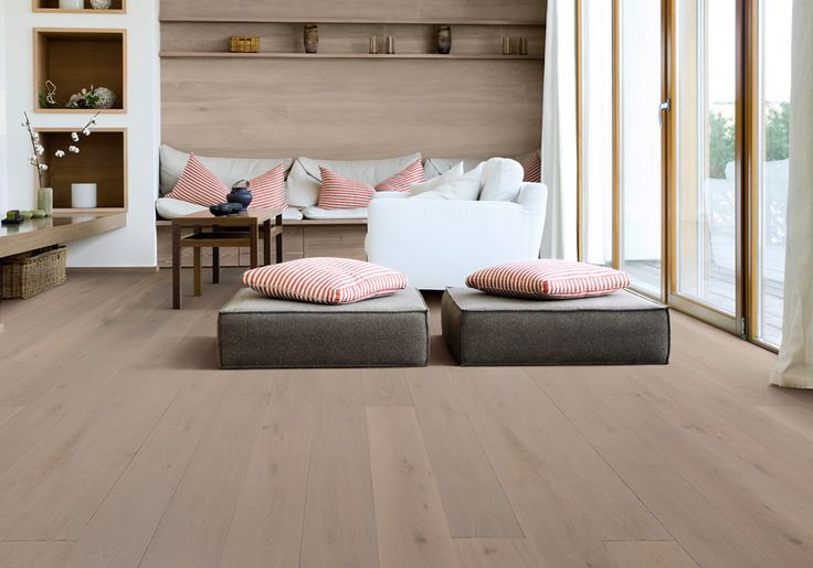 We have the Timber Flooring - according to color range.