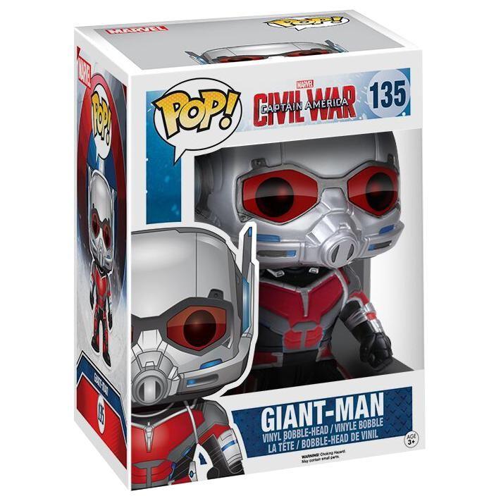 Funko Pop! - Giant Man 135 - Funko Pop! by Captain America Civil War