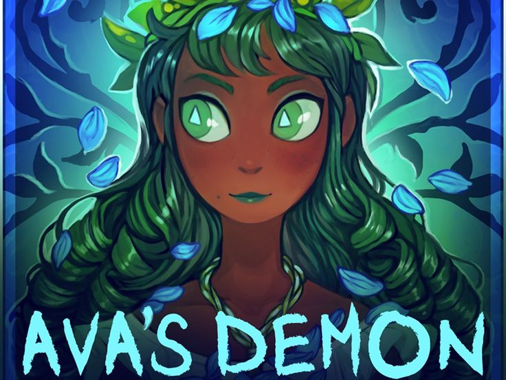 Ava's Demon: Book Two's video poster