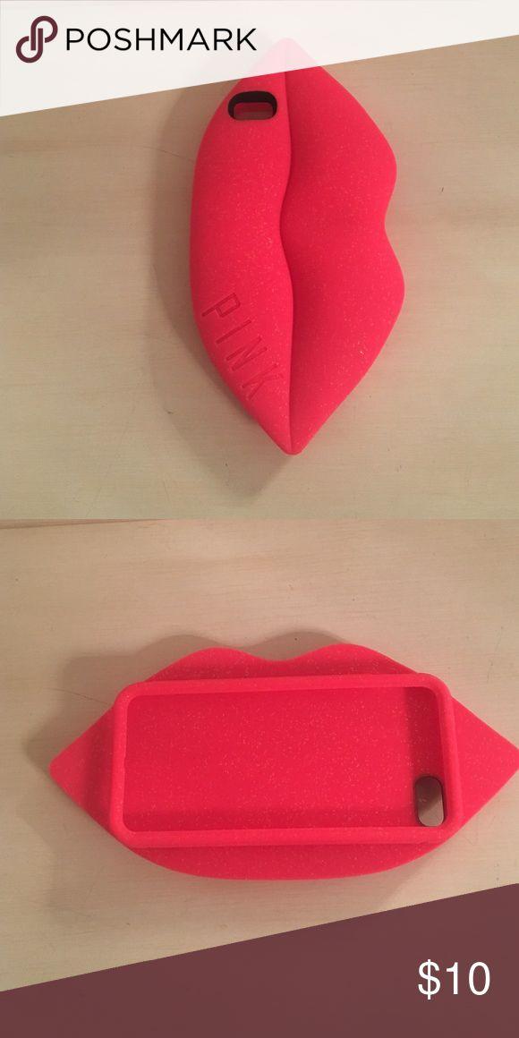 Victoria's Secret PINK iPhone 5/5s case New PINK Victoria's Secret Accessories Phone Cases