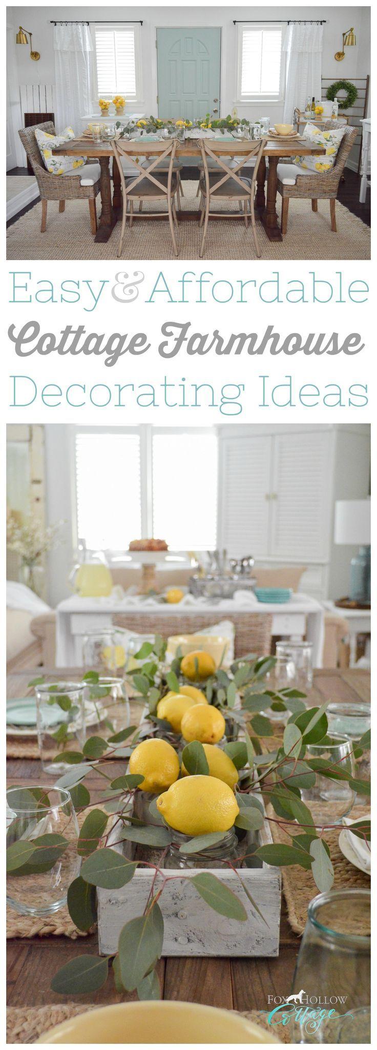 Best 25+ Farmhouse decorative accents ideas on Pinterest ...