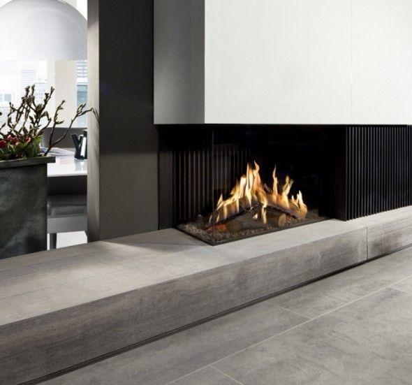 Kal-Fire Fairo ECO-prestige 80 #Kampen #Fireplace #Fireplaces #Interieur