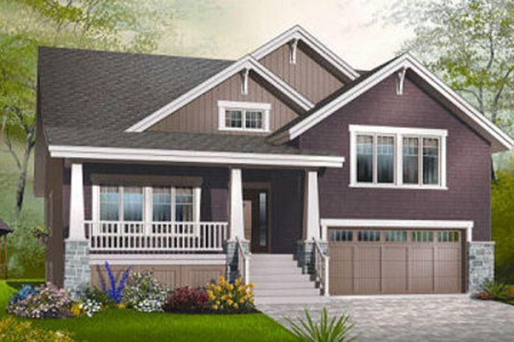 Bungalow Craftsman Country Farmhouse Traditional