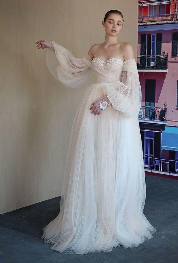 Courtesy of Galia Lahav Wedding Dresses; Photo: Eyal Nevo