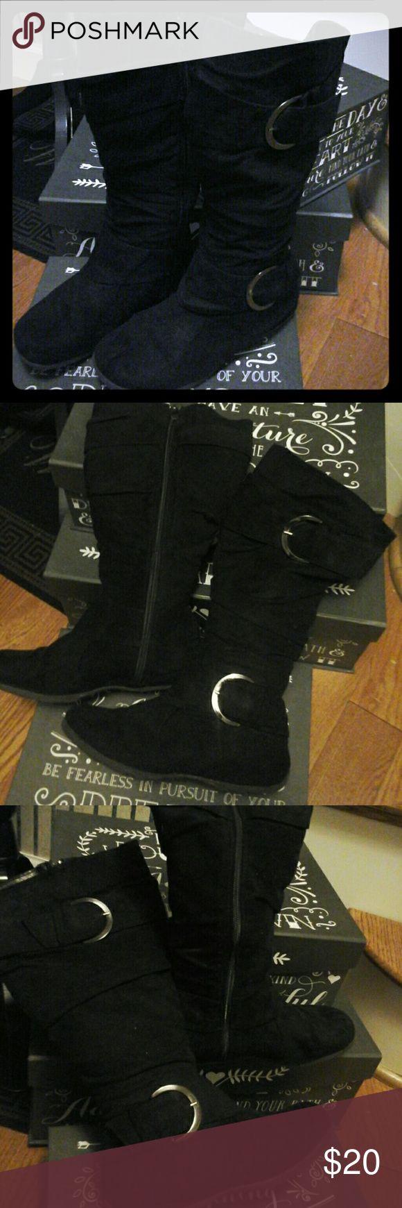 Donald pliner otk boots - 1 4