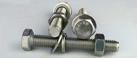 Mahabali Steel Centre is a renowned enterprise that is engaged in offering a variety of Stainless Steel 304 Bolts. We are one of the largest producers of SS 304 Bolts including 304 Stainless Steel Nut Bolts, Stainless Steel 304 Eye Bolts and Stainless Steel 304 Allen Bolts in the country.