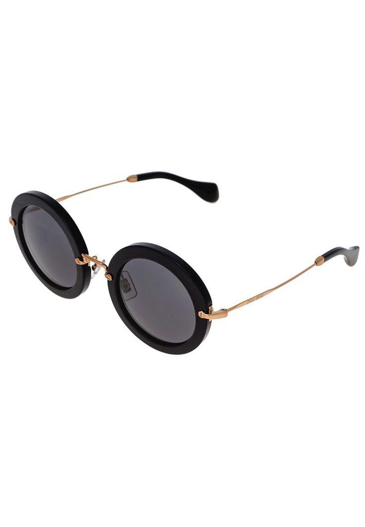 Miu Miu Okulary przeciwsłoneczne black