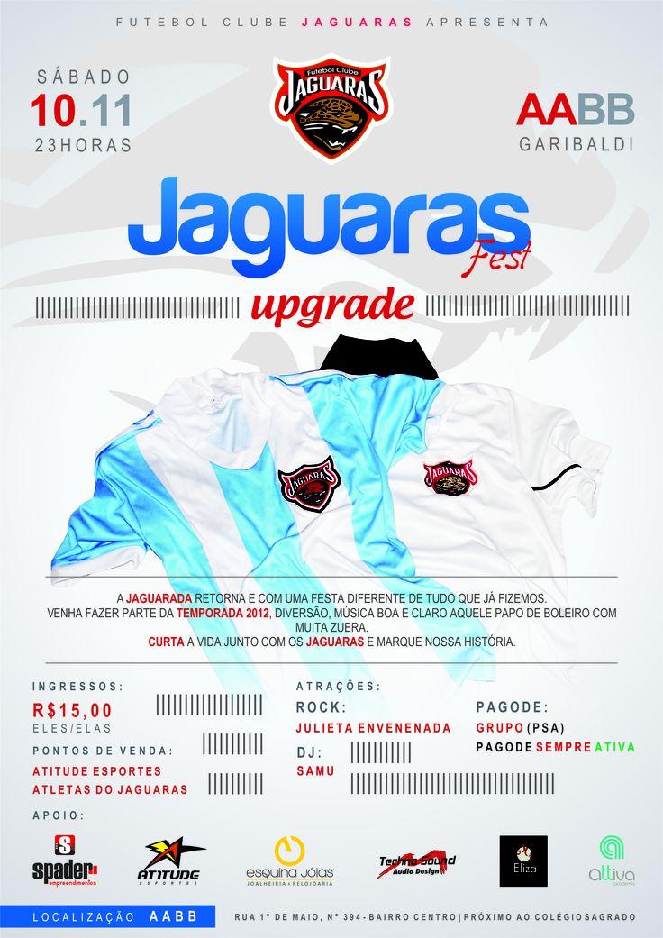 Festa F.C Jaguaras